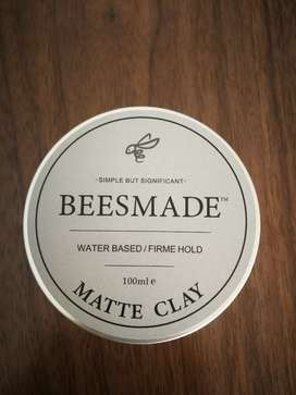 BEESMade Matte clay for Hair styling