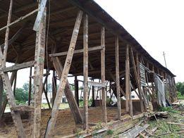 Rozbiorki stodół skup starego drewna desek