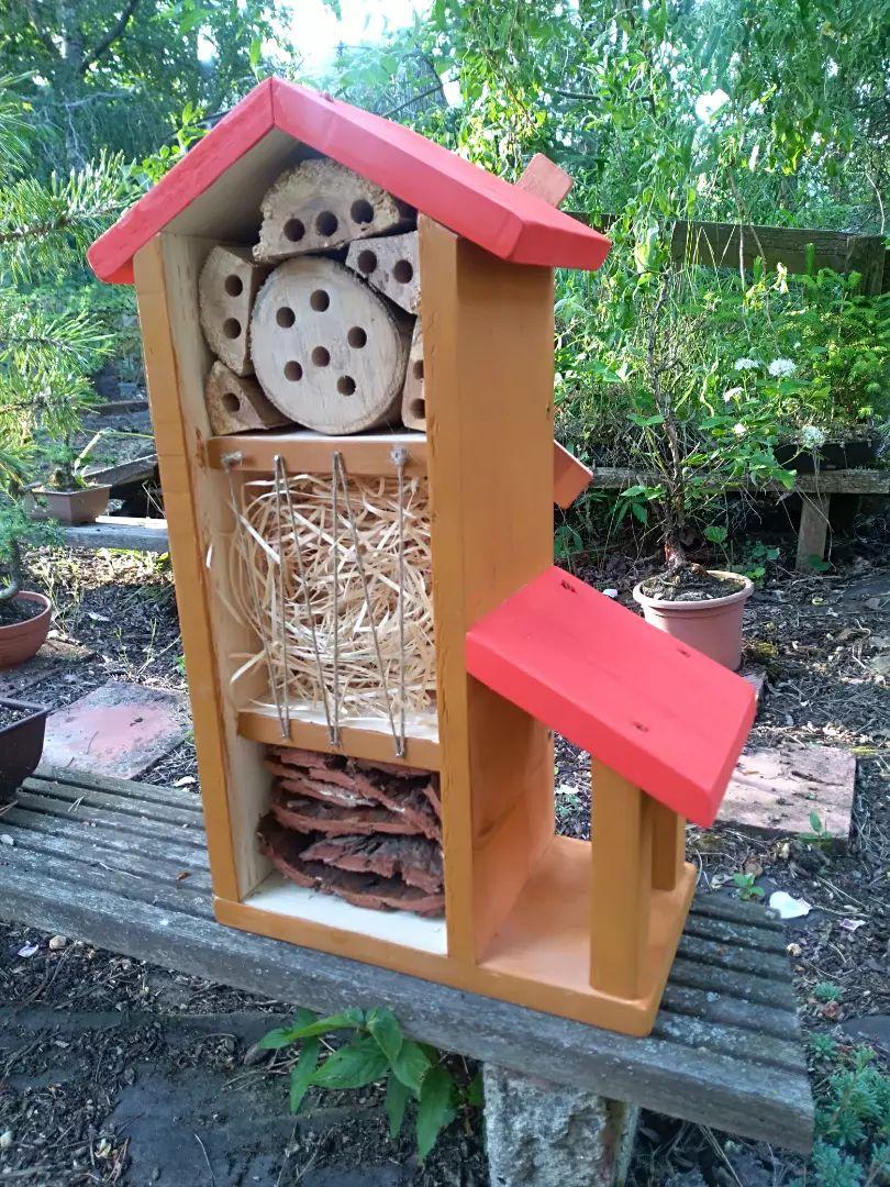 Hmyzí domek 0