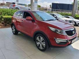 2016 Kia Sportage 2.0 CRDi AWD Auto for sale in Mpumalanga