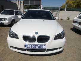 2007 BMW 5 series 525i( FWD Automatic ) cars for sale in South Africa