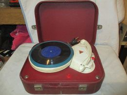 Stary gramofon dwie sztuki