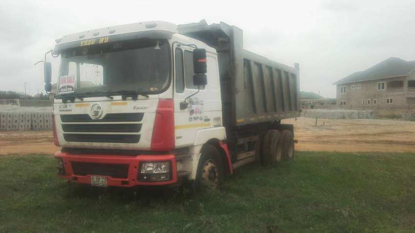 Shacman Tipper Truck for sale 0