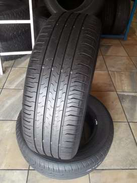 215/60/17 continental tyres
