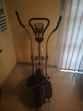 Gym equipment for sale- Trojan and Maxxus