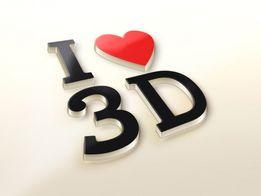 Litery ze Styroduru Przestrzenne Logo 3D Plexi REKLAMA zewnętrzna WAWA