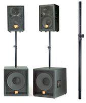 Комплект стоек под колонки, акустику SVEN SPS004 новые