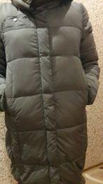 Женский, зимний куртка-пальто. Очень тёплая. Состав 100 пр. полиэстер.