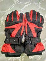 Зимние перчатки GLISSADE, размер 5