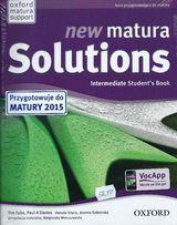 New Matura Solutions - Sb -Intermediate