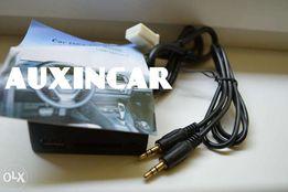 MP3 usb aux для штатной магнитолы Toyota Lexus RX аналог Yatour DMC