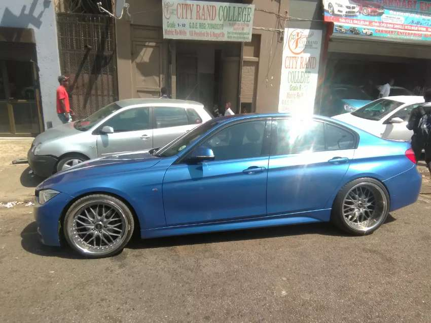 M Sport BMW 2016 available now for sale in perfect condition don't me 0