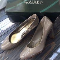 Шикарные кожаные Ralph Lauren Оригинал 36-36,5 размер 23,5см