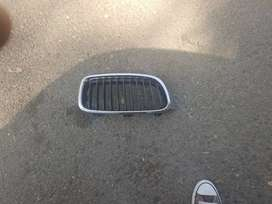 BMW F30 front bumper grille.