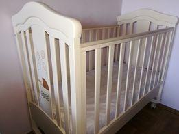 Детская кроватка колыбель Верес слоновая кость купить киев veres