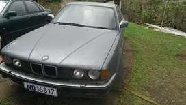 SELLING AS PARTS. 735I. . mechanically sound no leaks.