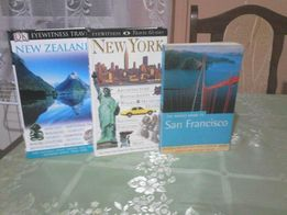 Eyewitness Travel Guides : New York, Rough Guide to SanFrancisco