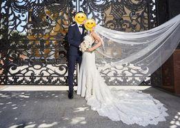 Продам Свадебное платье бренда Pronovias Испания