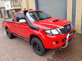 Toyota Hilux Single Cab D-4D Rider