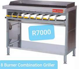 Open Flame Gas Grillers Clearance Sale See Pics