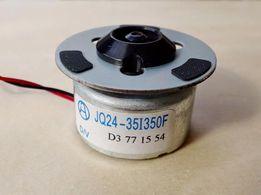 Мотор JQ24-35I350F шпинделя DVD/CD с держателем диска (оригинал)