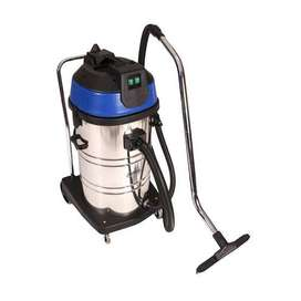Up for grabs is an industrial wet and dry vacuum cleaner
