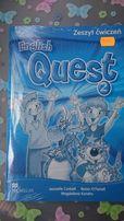 Nowa książka i nowe ćwiczenia Quest MacMillan do angielskiego