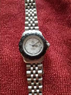 TAG Heuer Formula 1 Model No. WA 1218 Ladies Watch