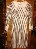 Красивое платье, оригинальная отделка, новое.укрпочта за мой счет.