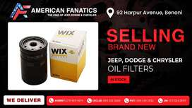 Selling Brand New Jeep, Dodge & Chrysler Oil Filters