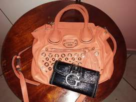 Guess bag and purse for sale