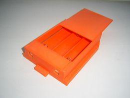 Бокс под Li-ion аккумуляторы 18650 3.7V для White's