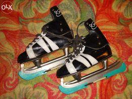 Хоккейные коньки, детские [Размер - 23.5]