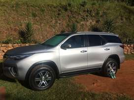 2016 Toyota Fortuner 2.8GD-6 AT 4x2