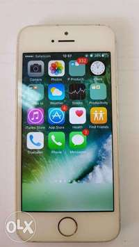iPhone 5s unlocked in good condition 0
