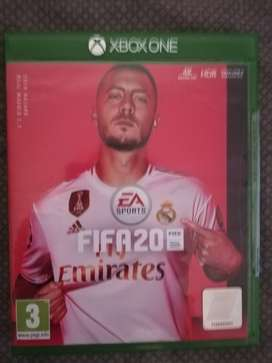 FIFA 2020 XBOX ONE GAME