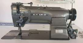 Seiko LSW 27BLK - Double Needle Industrial Sewing Machine