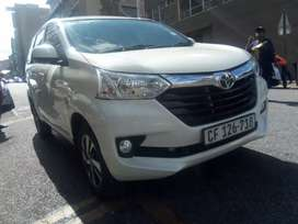 Toyota  avanza very clean and with a good Condition