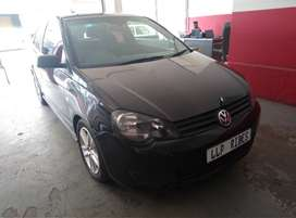 POLO GT 1.6 ,2013 MODEL ,77000KMS ,R95,000