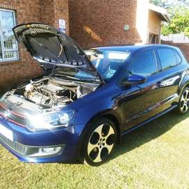 2012 VOLKSWAGEN POLO COMFORTLINE WITH GTi EXTRAS - LOW MILEAGE14514