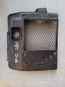 Toyota Hilux D4D Engine Cover