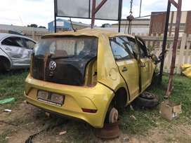 Vw up stripping for parts
