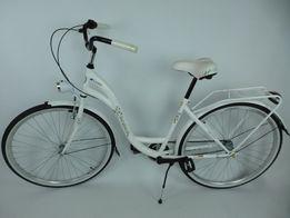 Nowy rower z przerzutkami 28 cali damka, rower miejski, rower damski