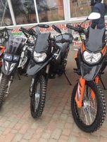 Мотоцикл Shineray 250-6B/250-6C/X-trail