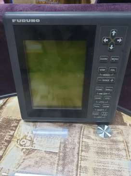 marine radar 1621 without cables selling as is voetsoots