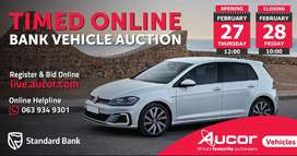 Hot Hatch Timed Online Vehicle Auction
