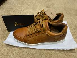 Jousen leather sneakers