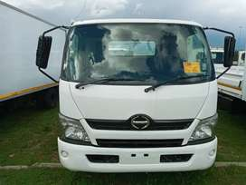 [URGENT DEAL ]2012 HINO 300 DROPSIDE FOR SALE