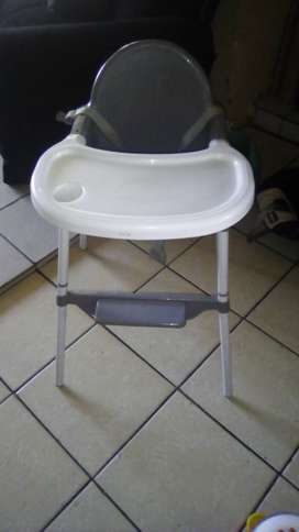 High Chairs, Camp Cot, Baby Walker, Twin Stroller, Bumbo Chair