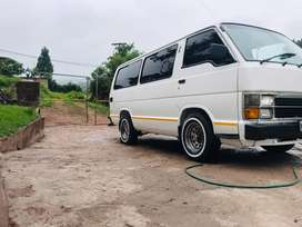 Toyota hiAce, brand new engine, sound system,clean seat